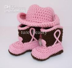 Happy Berry Crochet: How To Crochet Cowboy Baby Boots