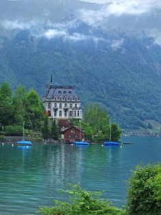 Iseltwald, Switzerland