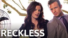 Reckless tv show that takes place in Charleston, SC--good show,