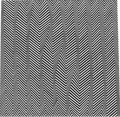 Bridget Riley http://www.wikiart.org/en/bridget-riley/descending-1966