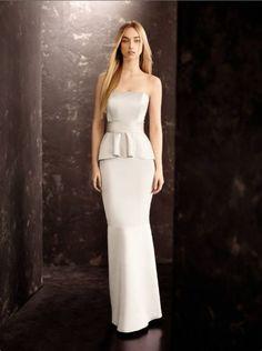 New Bridesmaid Dresses and Wedding Accessories by Vera Wang for David's Bridal