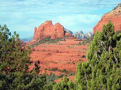 Sedona Arizona by Al_HikesAZ, via Flickr
