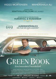 Green Book mit Mahershala Ali und Viggo Mortensen - ab dem im Kino. Mahershala Ali, Cinema Film, Film Movie, Open Air Kino, Films Étrangers, Book Posters, Movie Posters, Hindi Movies, Vintage Movies