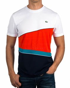 Camisetas Lacoste ® Etna | ENVIO GRATIS Mens Polo T Shirts, Polo Shirt, Patron T Shirt, Independent Clothing, Le Polo, Lacoste Polo, Men's Wardrobe, Menswear, Mens Fashion