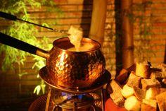 Chalezinho, best fondue in SP #aliceincarnaval #fondue #invernoemSP #adoro