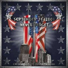 Engraved in our minds.We will never forget ♡♡♡ Remembering September 11th, 11. September, I Love America, God Bless America, 911 Remembrance, Remembrance Quotes, American History, American Flag, American Pride