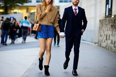 The street style at Paris Fashion Week is getting better each day. See all the best outfits on wmag.com.