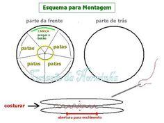 COELHINHO DE CROCHÊ 3   /   CROCHET FOR BUNNY 3