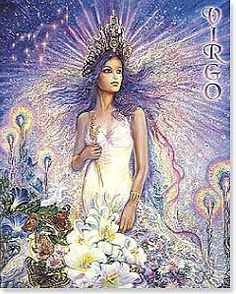 """Me shining my bright light as the empowered goddess I AM to fulfill my purpose and help those I'm meant to help!  """"VIRGO"""" BY JOSEPHINE WALL"""
