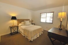 Spacious second guest room from Stylish, Tranquil Setting property