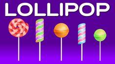 Lollipop Finger Family Nursery Rhymes | The Finger Family Lollipop Famil...