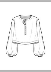 BLOUSE Fashion technical drawings vector template – Buy this stock vector and explore similar vectors at Adobe Stock fashion portfolio – Fashions Flat Sketches, Dress Sketches, Fashion Sketches, Clothing Sketches, Drawing Fashion, Fashion Sketch Template, Illustration Mode, Design Illustrations, Fashion Design Portfolio
