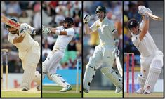 """Kohli admits: """"I am not the best test batsman"""". But do you agree?  In a recent interview Indian captain Virat Kohli said that Steve Smith, Kane Williamson & Joe Root are probably better test batsman than him. Kohli's view maybe stemmed from the fact that he did poorly in England in previous tour. But given latest exploits by Kohli, it is to be seen how long he will be modest. Lets vote for the best test batsmen in the current crop:"""