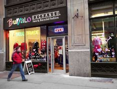 1cda784aa64 Buffalo Exchange- Chelsea, East Village and BK locations Store Hours, Lower  Manhattan,