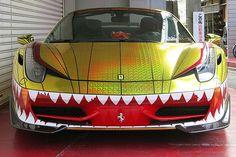 Ferrari 458 Spider: Tuning von Office-K - Bilder - autobild.de