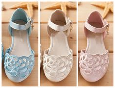 Ivory Lace Girls Shoes  Wedding Shoes  Pink Lace by laceNbling, $29.00