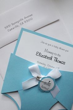 I cant wait to make these for my first grandchild's baby shower!