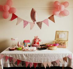 Pitadinha: Festa de criança (em casa)