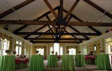 Exposed beams... Chastain Horse Park Photos, Ceremony & Reception Venue Pictures, Georgia - Atlanta and surrounding areas