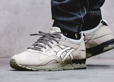Asics Gel-Lyte V Off-White #sneakernews #Sneakers #StreetStyle #Kicks