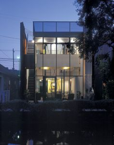 Sander Architects: Canal House/ Venice, CA