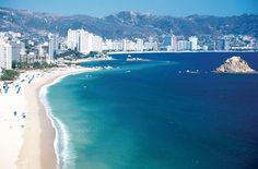 Acapulco - omg, so close to the condo.