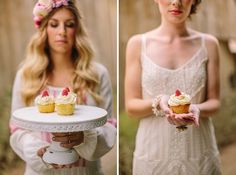 Fresh Fashion Wedding, Los Osos. Central Coast Weddings, Floral themed, Garden Party, Cupcakes, zestitup.com