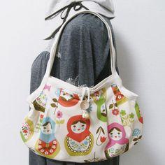 A4サイズの紙で作るグラニーバッグの型紙の作り方|バッグ|ファッション小物|アトリエ|手芸レシピ16,000件!みんなで作る手芸やハンドメイド作品、雑貨の作り方ポータル
