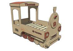 Train bed plans
