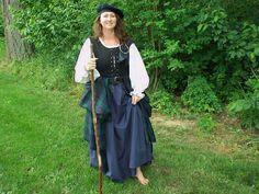 Day 6 - $680 for 2 Morrigan Highland Scottish Costumes (Davidson tartan).