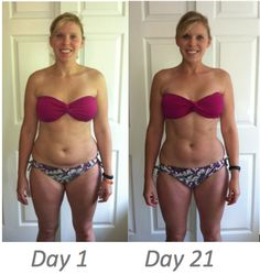 21 day transformation with the Beachbody Ultimate Reset