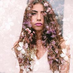 double exposure with flowers // photo by Ale Vidal (scheduled via http://www.tailwindapp.com?utm_source=pinterest&utm_medium=twpin&utm_content=post7643866&utm_campaign=scheduler_attribution)