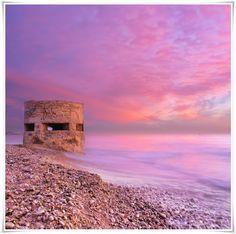 Pillbox .... Alcanar / Catalonia Instagram: gregsobieraj_photography