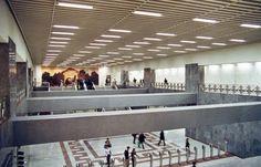 Athens  Street Level : The Athens Metro