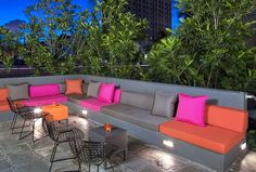 Aloft Miami - Brickell - Backyard
