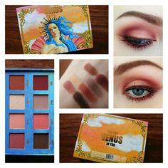 Lime Crime - Venus - Authentic Brand new, never used. 100% Authentic. Shadows are rich in color, very pigmented. No trades. Open to Offers, please use the offer option. Thank you. Lime Crime Makeup Eyeshadow