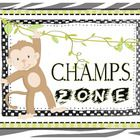 Amazing CHAMPS Posters and Bulletin Board Display This packet includes over 90 display pieces you will need to create a CHAMPS bulletin board. Behavior Management, Classroom Management, Champs Posters, Bulletin Board Display, Teacher Pay Teachers, Organizing, Kindergarten, Decorating, Education