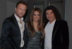 Kostas Karafotis, Kelly Kelekidou & Nikos Kourkoulis - Greek Singers