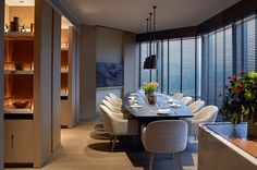 Renaissance Harbour View Hotel, Hong Kong-Hotel- | AB Concept | Storytellers of Space