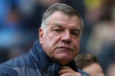 Can Big Sam save Everton? We consulted his autobiography for some clues