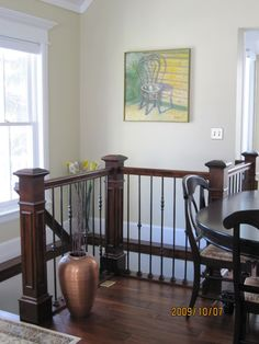 Wrought Iron Banister Design, Pictures, Remodel, Decor and Ideas - page 7