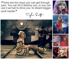 So haters, please remember your hate might win taylor another Grammy, and all you are is mean.