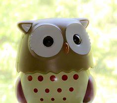 Solar-Powered Owl Figure by brighteyesgal on deviantART