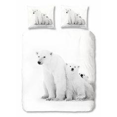 Home Style Dekbedovertrek 4930 Icebear