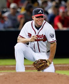 Atlanta Braves - Chipper Jones