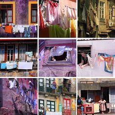 o Porto é... vidas suspensas