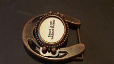 Vintage belt buckle dark bronze-colored metal horse shoe | Etsy An Elf, Vintage Belt Buckles, Horse, Bronze, Dark, Metal, Leather, Color, Colour