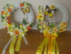 Floral Wreath, Christmas Decorations, Wreaths, Beads, Flowers, Handmade, Diy, Outfits, Tela