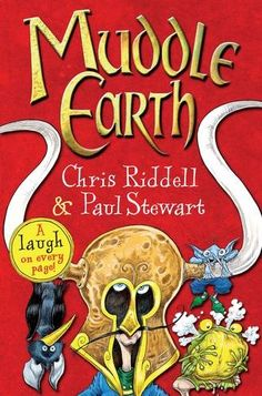 Muddle Earth by Paul Stewart, Chris Riddell. More like this at www.thebookseekers.com/collections.html