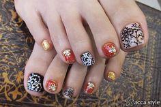 Autumn Nail (^ _ ^) v